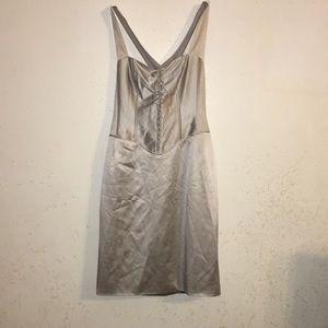 NWT Kay Unger New York sz10 silk dress